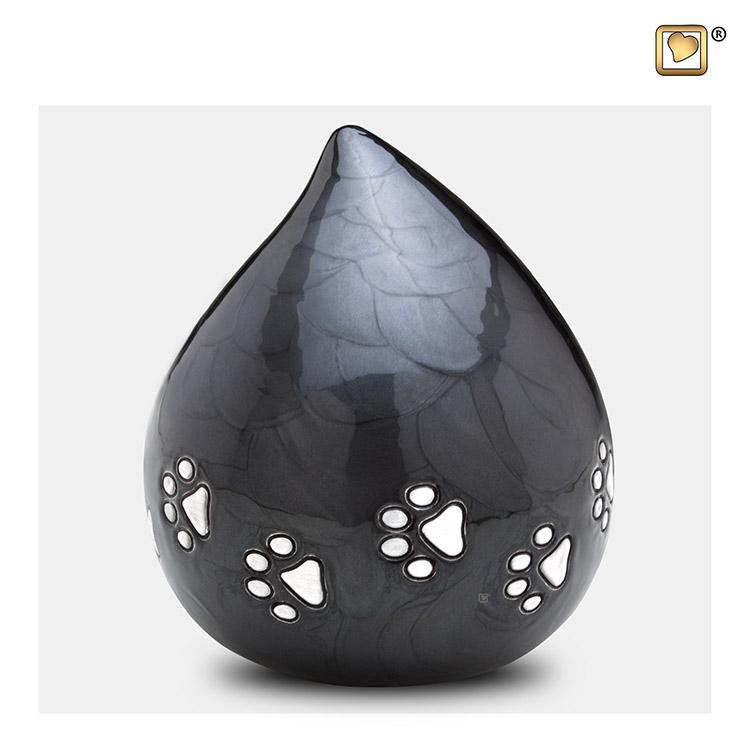 LoveDrop Dierenurn Midnight Black (1.1 liter)