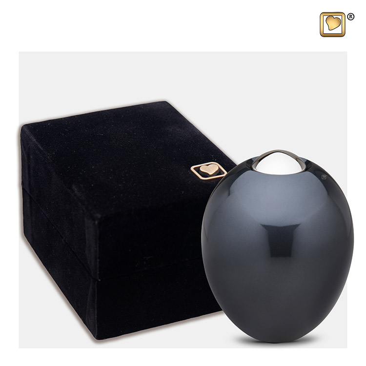 Messing Mini Adore Urn Midnight Black (0.04 liter)