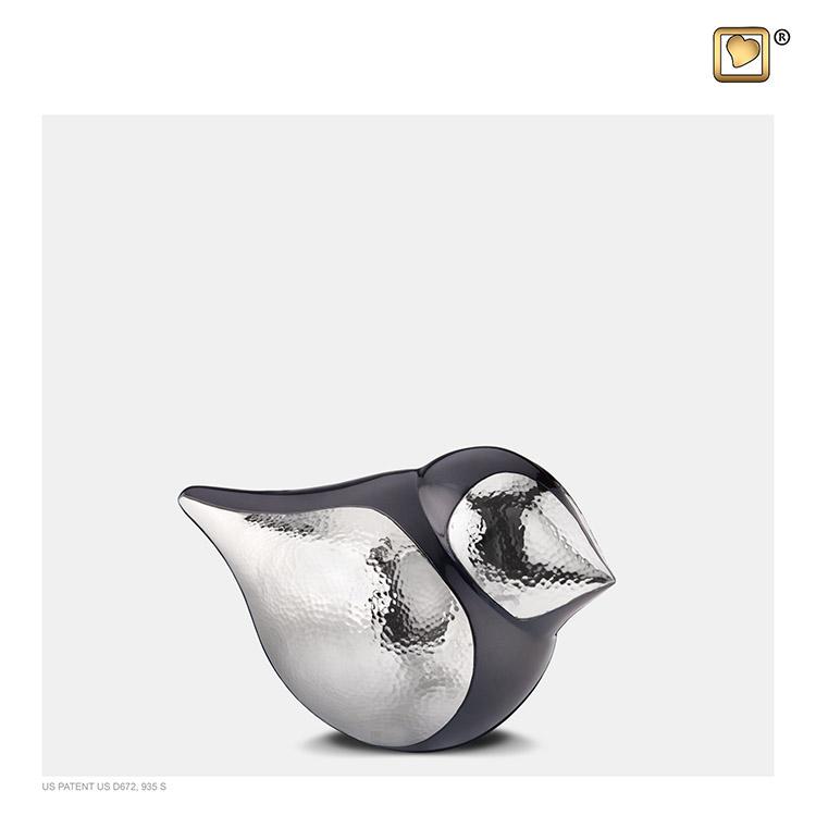 Mini Soulbird Urntje - Vrouw (0.05 liter)