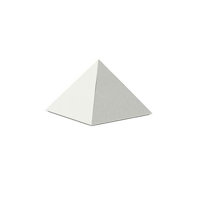 Mini RVS Piramide Dieren Urn (0.2 liter)