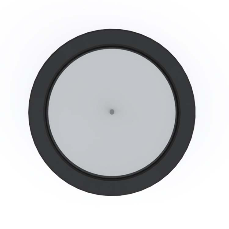Dierenurn met Waxinelichtje Rond (0.2 liter)
