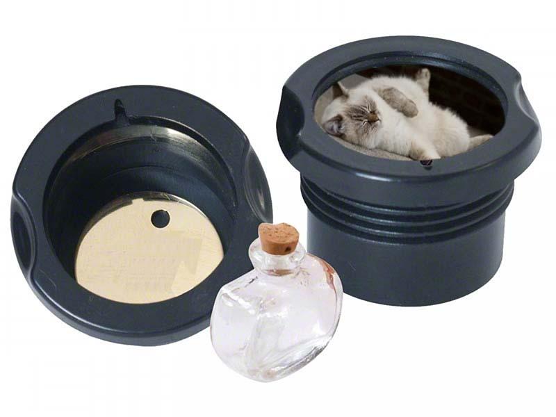 Kattenurn of Asbeeld Voldane Snoezepoes (1 liter)