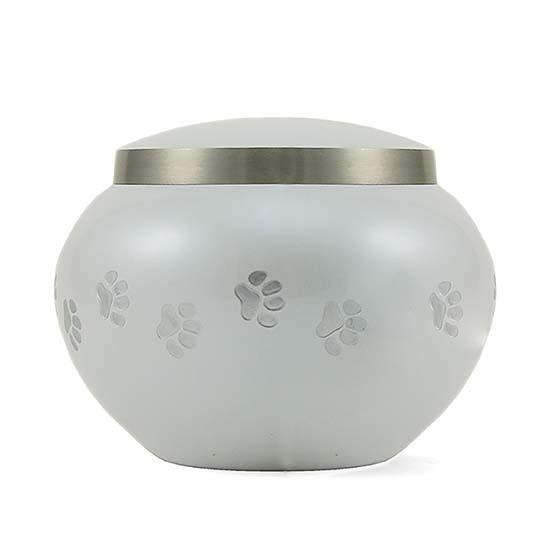 Messing Dierenurn Pearl Odyssey Large (1.1 liter)
