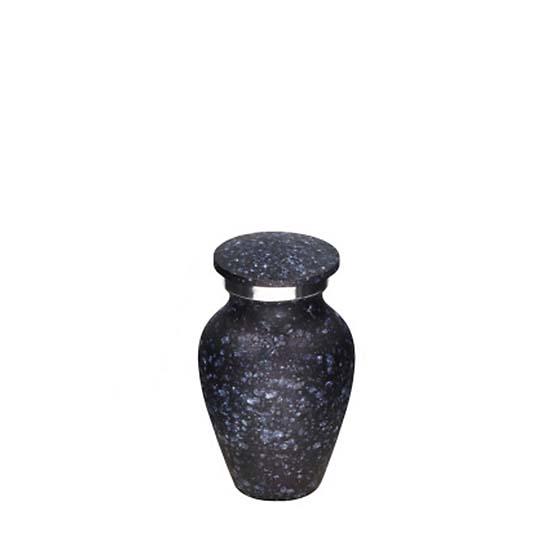 Elegance Urnen Voordeelset Black Marble Look (3.6 liter)