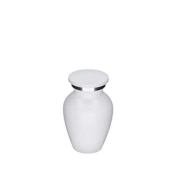 Elegance Mini Urn Matwit Marble Look (0.1 liter)