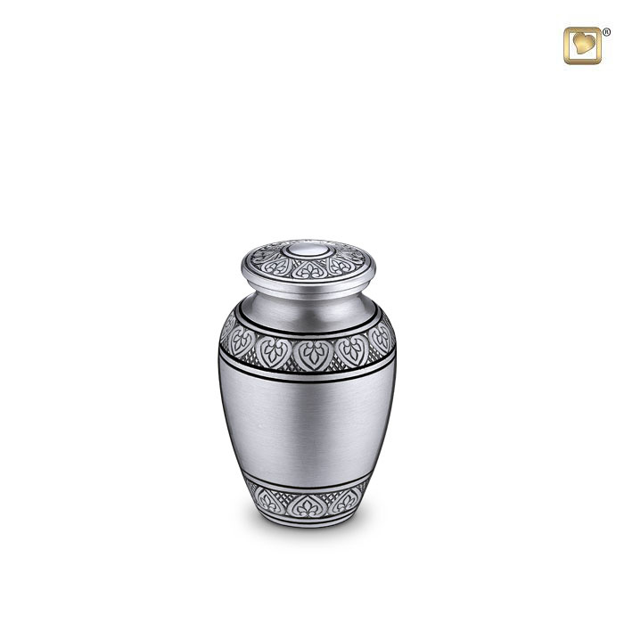 Messing Mini Urn Klassiek Tin (0.11 liter)