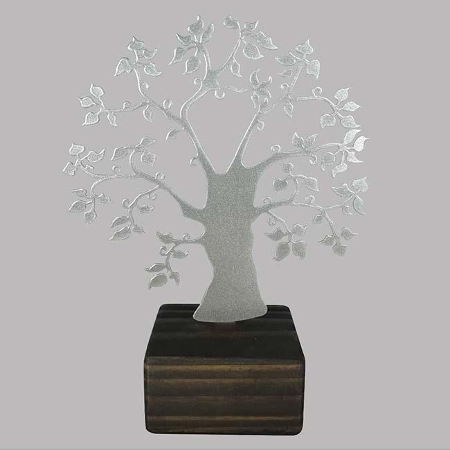 Mini Urn Gedenksieraad Herinneringsboom (0.015 liter)