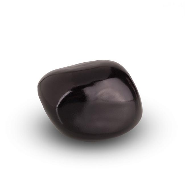 Dieren Knuffelkeitje Mini Urn Zwart (0.05 liter)