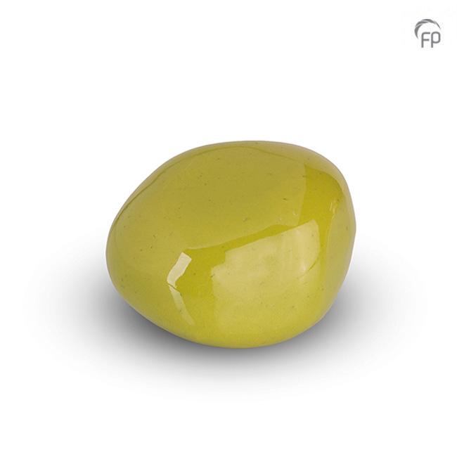Dieren Knuffelkeitje Mini Urn Appelgroen (0.05 liter)