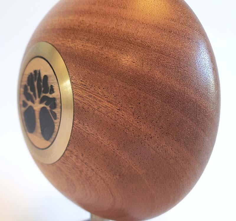 Mini Design Urn MDU7, op Sokkeltje (ca. 0.05 liter)