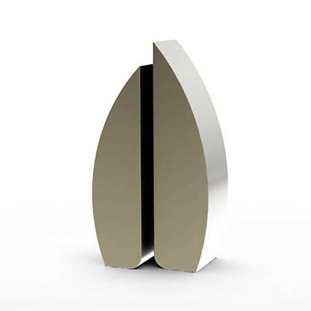 https://grafdecoratie.nl/photos/rvs-design-urn-sails-asbeeld-stalen-zeilen.JPG
