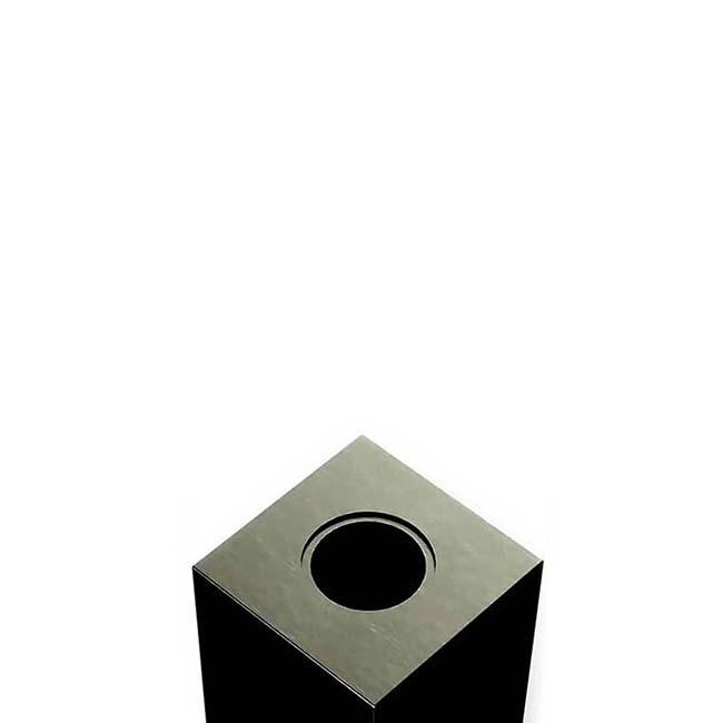 RVS Druppel Mini Dieren Urn (0.05 liter)
