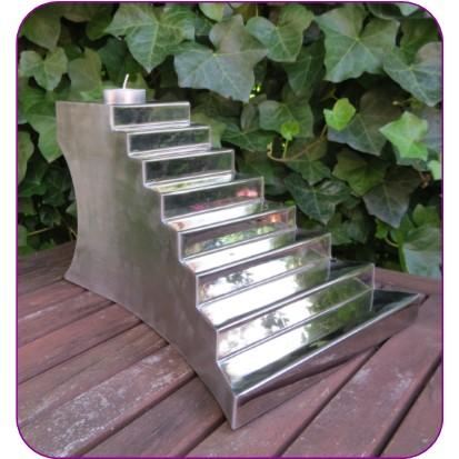 Grote RVS Stairway To Heaven Urn (3.3 liter)