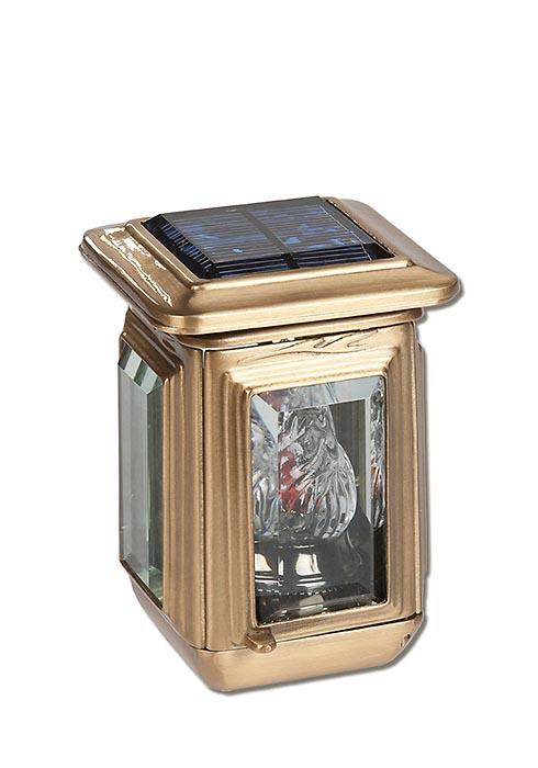 Kleine Lantaarn op zonne-energie