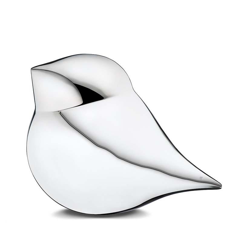 Grote Zilveren Soulbird Dierenurn - Man (3.6 liter)