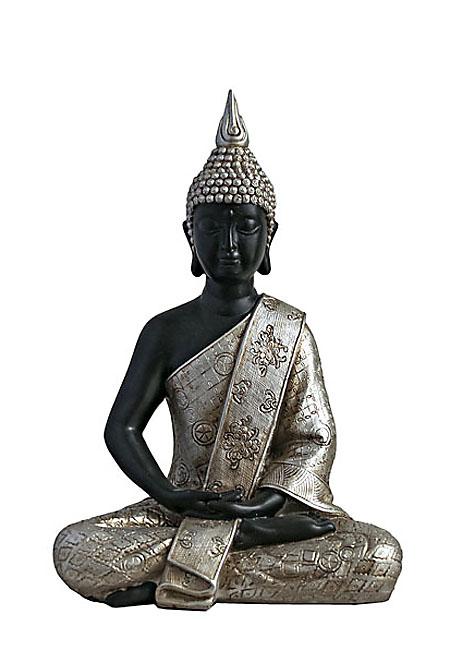 Thaise Meditatie Boeddha Dierenurn  (1.1 liter)