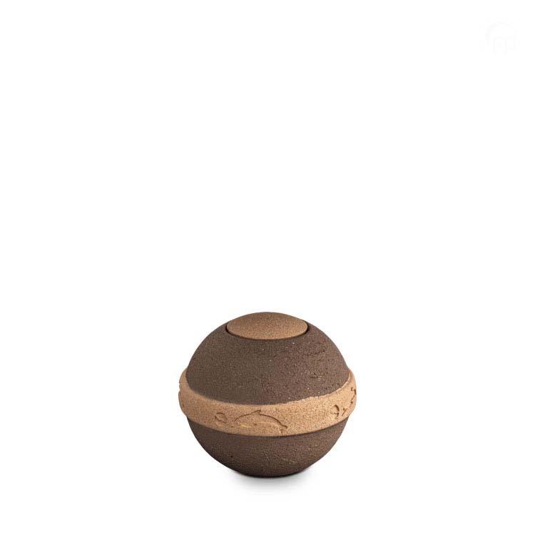 Kleine Biologisch Afbreekbare Geos Life Spirit Urn (0.7 liter)