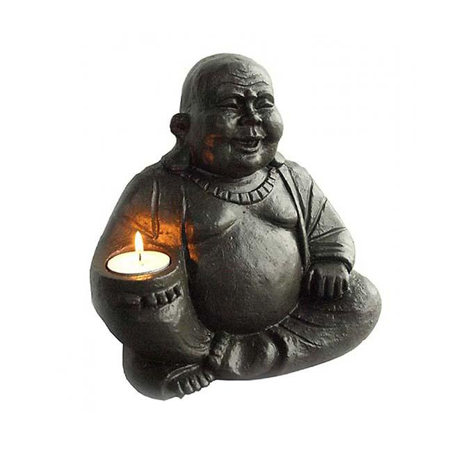 Art Urn Verlichte Boeddha (1.5 liter)