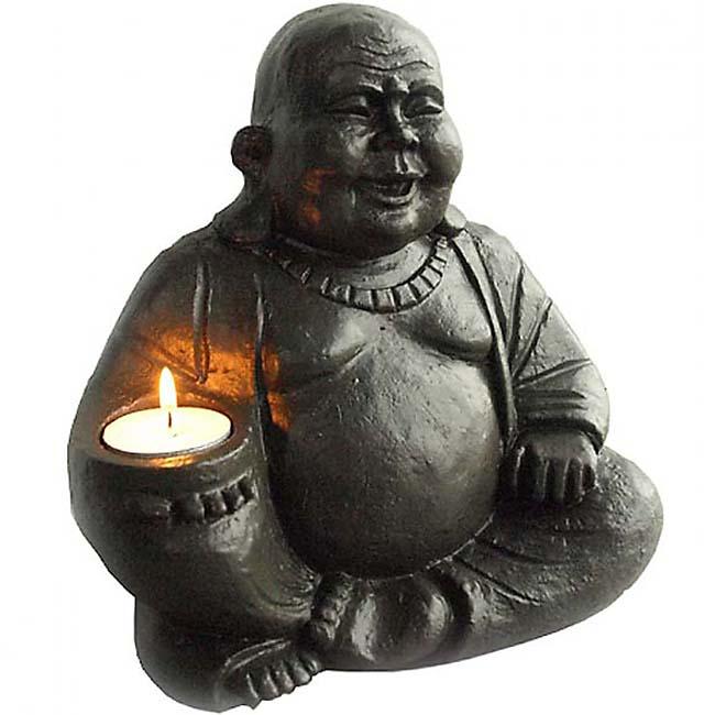 Duo Art Urn Verlichte Boeddha (2 maal 2.5 liter)
