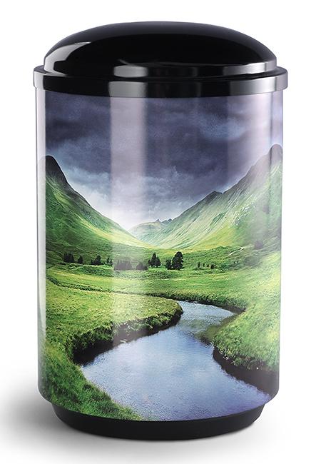 360 Graden Foto Design Urn Bergbeek (4 liter)