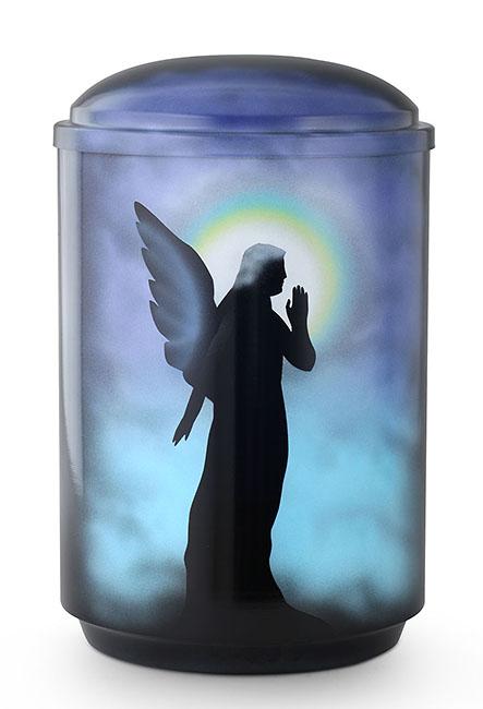 Design Urn Engel bij Nacht (4 liter)