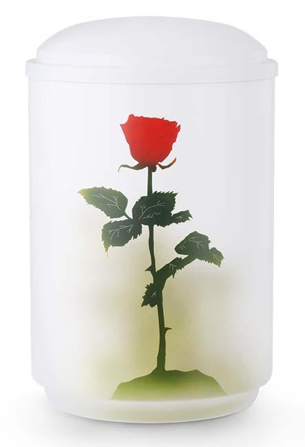 Design Urn Rode Roos (4 liter)