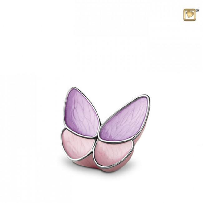Mini Butterfly Dieren-Urn (0.05 liter)