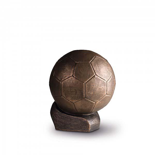 Keramische Dieren Urn Voetbal (3 liter)