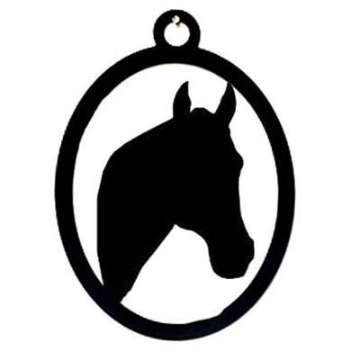 Paardenhoofd Wandprofiel met Asverwerking