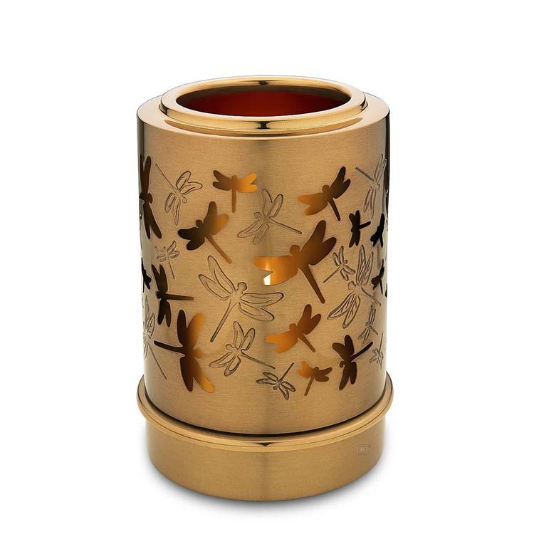 Urn met Waxinelichtje Libelles (0.3 liter)