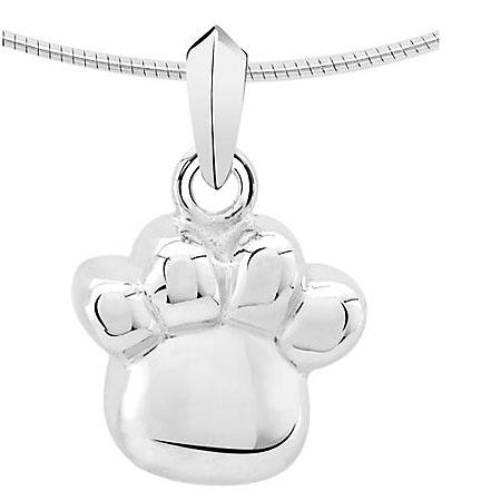 Ashanger Pootafdruk Zilver