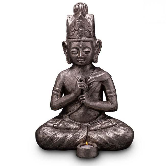 Art Urn Verlichte Dai Nichi Boeddha (3.5 liter)